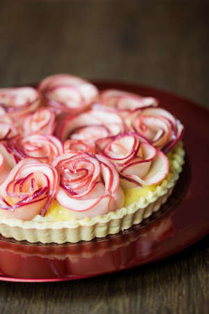 Series on Rose Apple Tart