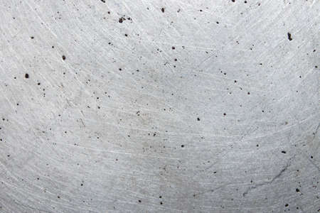 metal texture with scratches on aluminum surface