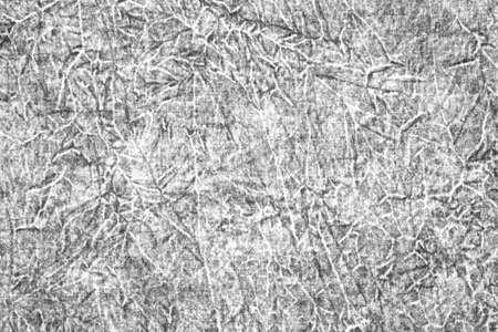 Texture black faded denim jeans.Background of boiled denim.