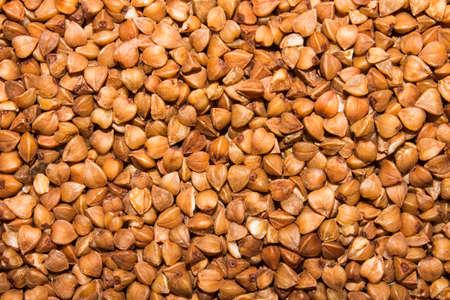 Buckwheat. Stock Photo