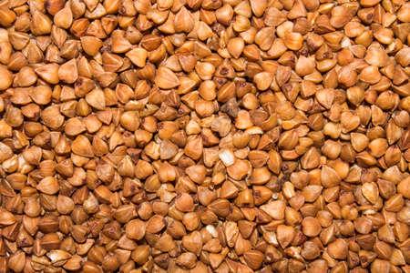Background of buckwheat.