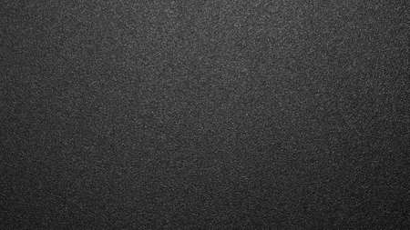 Texture of black matte plastic.