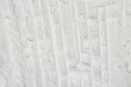 Soda. Baking soda background. The texture of baking soda.
