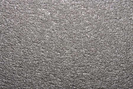 Gray polyethylene foam. Texture made of polyethylene foam. Background of polyethylene foam. Stockfoto