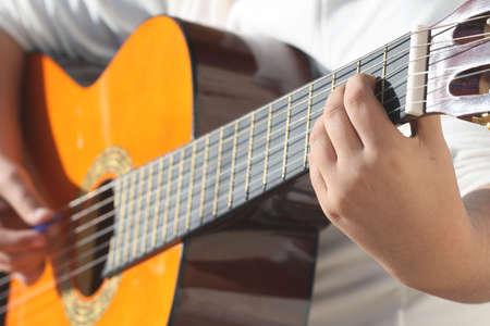 serenata: Guitarrista