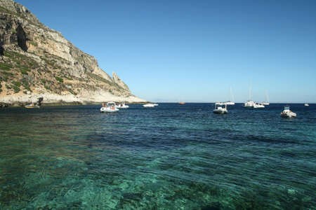 egadi: Boats and costs - Levanzo - Sicily