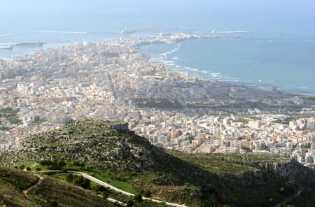 overview: Trapani overview