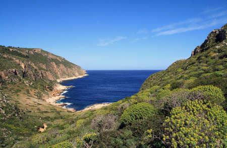 egadi: Cala Calcara - Levanzo - Egadi islands
