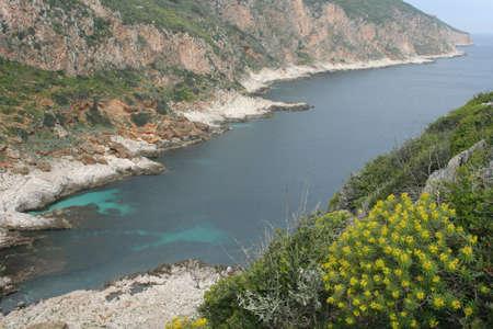 egadi: Costa Arancio - Levanzo - Egadi islands