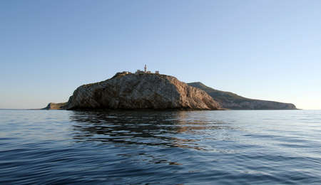 levanzo: The lighthouse of Capo Grosso in Levanzo - Egadi islands
