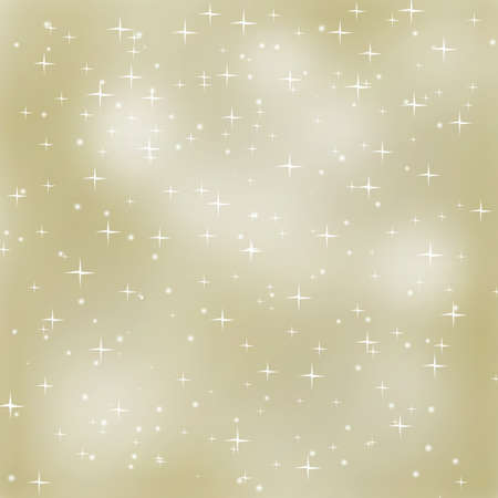 snoflake: Christmas background with white snowflakes and copyspace. EPS8  Stock Photo