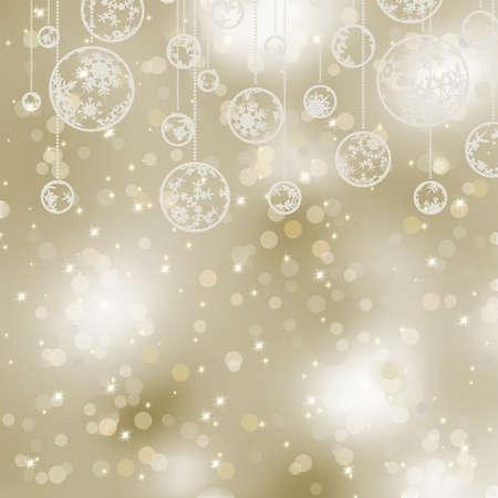 Elegant christmas background. EPS8 Stock Photo - 8188121