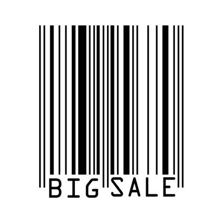 Big Sale bar codes all data is fictional. Stock Vector - 8315121