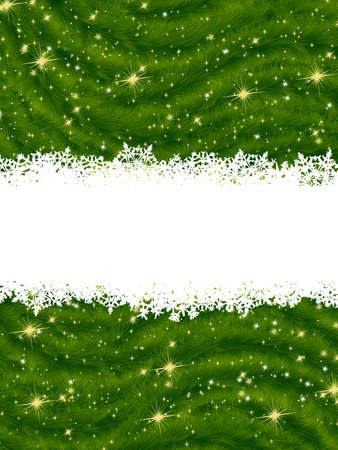 Christmas background with copyspace. EPS 8 vector file included Stock Photo - 8362220