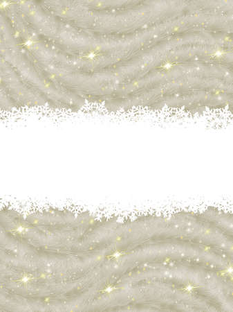 Christmas background with copyspace. EPS 8 vector file included Stock Photo - 8362283