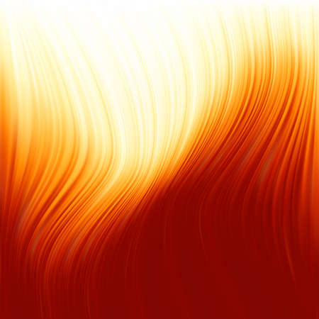 abstract glow Twist background with golden flow. EPS 8 vector file included Vector