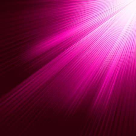 Purple luminous rays. EPS8 Vector