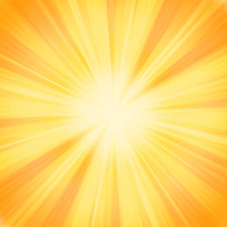 New line of sunburst.  Stock Vector - 9509013