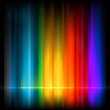 prisme: Arri�re-plan color� abstrait.