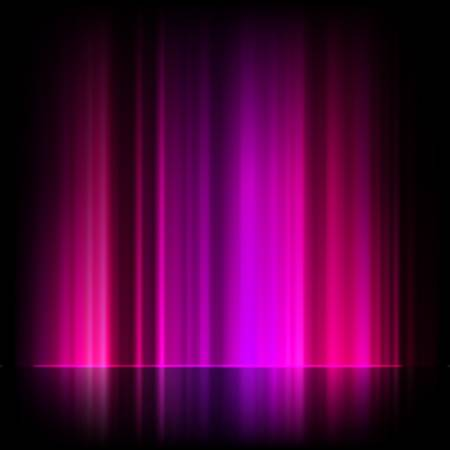 borealis: Abstract purple background.