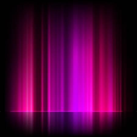 tiefe: Abstrakt violetten Hintergrund.