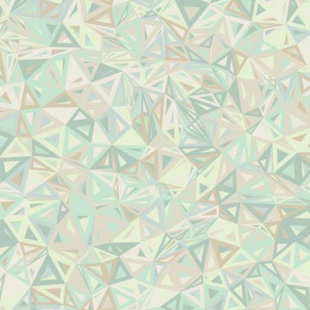 Vintage old abstract Triangle ornament. EPS8. To see similar visit my portfolio Vector
