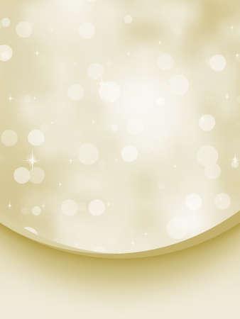 dof: Glitter sparkles shallow DOF. Illustration