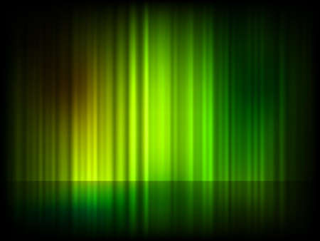 Green abstract shiny background. EPS 8 vector file included Vector