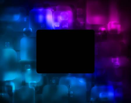 Abstract glowing background. EPS 8 vector file included Vector