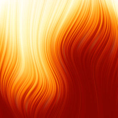 Abstract glow Twist background with fire flow. EPS 8 vector file included Stock Vector - 9935114