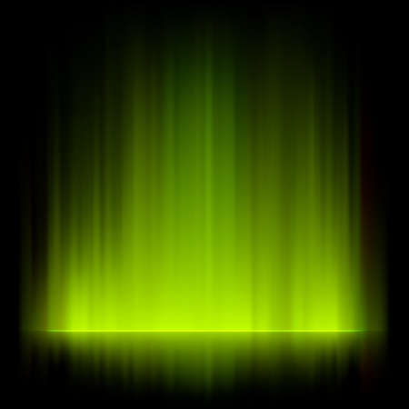 borealis: Abstract fire lights background.