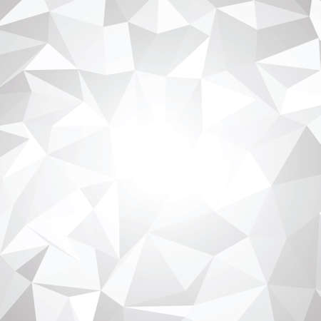 polygons: Abstract 3d wire vector background. EPS 8 vector file included