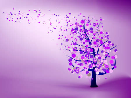 purple wallpaper: Abstract purple background. EPS 8 vector file included