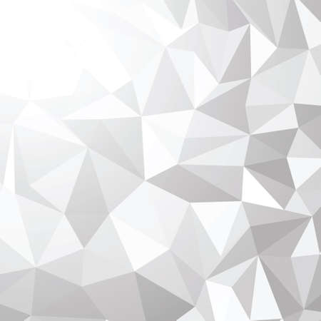 geometry: Rumpled abstract background.  Illustration