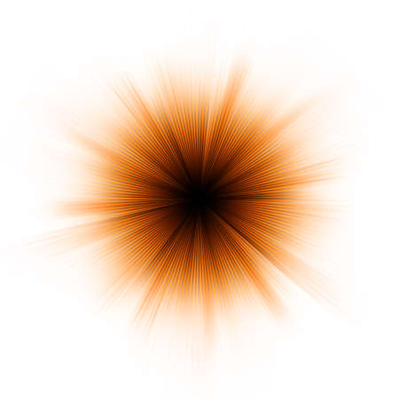 Abstract burst on white, easy edit. EPS 8 vector file included Stock Vector - 10473719