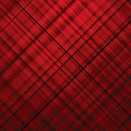 red plaid: Wallace tartan background.  Illustration