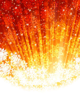 Abstract golden shiny background. EPS 8 vector file included Stock Photo - 10508130