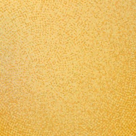 Gunge golden mosaic, gold background. EPS 8 vector file included Stock Photo - 10661849