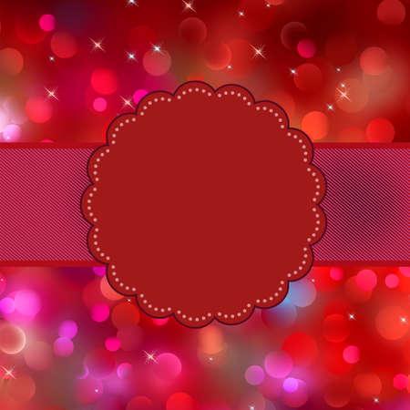 glittery: Glittery multicolor Christmas background.