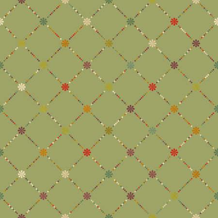 Retro dot pattern background. Illustration