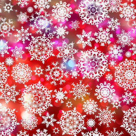 Glittery coloeful Christmas background. Stock Vector - 10849092