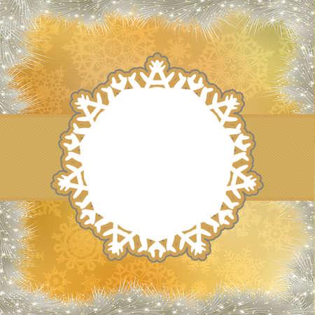 Shiny New Year Celebration Card. Stock Vector - 10900277