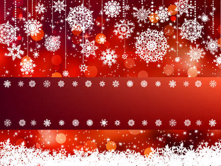 Elegant christmas background. EPS 8 vector file included Stock Vector - 11138136