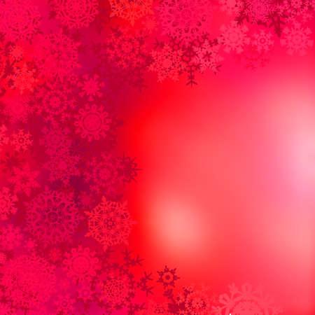 colores calidos: Rojo de la Navidad de fondo.