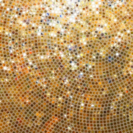 Amazing template design on orange glittering background. EPS 8 vector file included Vector