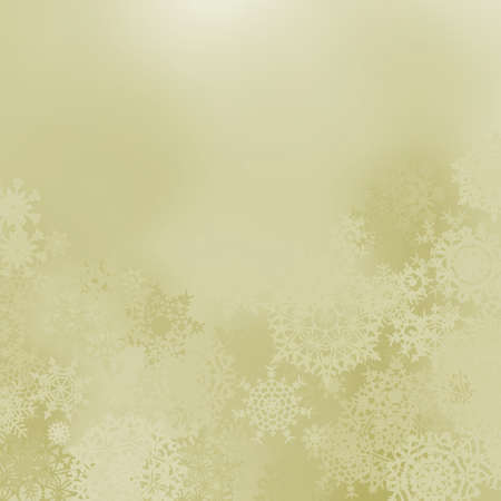 Glittery elegant Christmas background. EPS 8 vector file included Stock Vector - 11656610