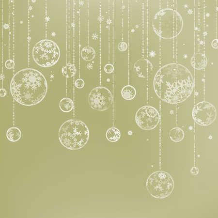 Elegant Christmas Background. photo