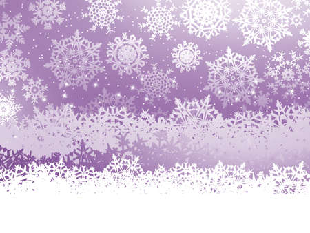 Merry Christmas elegant Greeting Card. Stock Vector - 11810532
