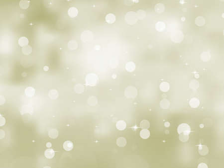 Glittery gold Christmas background.  Vector