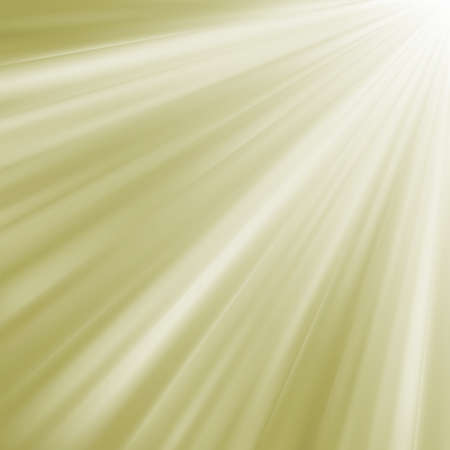 descending: Elegant burst descending on a path of golden light. EPS 8 vector file included
